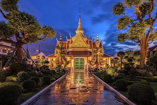 Superviaggi 2018 - Thailandia, Bangkok - Wat Arun