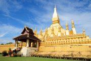 Superviaggi 2018 - Golden Pagoda a Vientiane