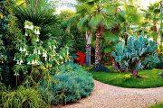 Marrakech - Gli Anima Garden nella valle dell'Ourika