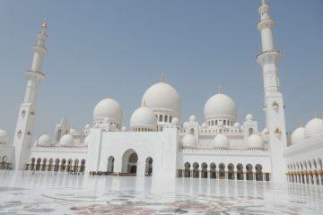 viaggio in Oman - Moschea Sultan Qaboos