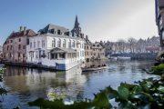 Bruges - canali
