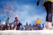 Bruges - Pattinaggio sul ghiaggio