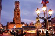 Bruges - mercatini di Natale