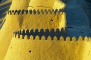 Uzbekistan - Mura della città di Khiva