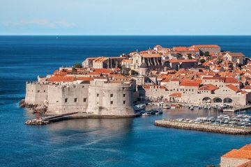 Dubrovnik - porto