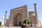 Uzbekistan - Samarcanda - Moschea