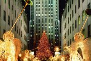 New York - Natale al Rockfeller Center