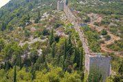 Ston, Croazia - Fortificazioni