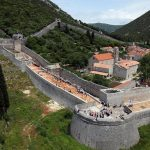 Croazia, Ston, Mura