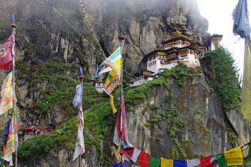 Bhutan - Il Nido della Tigre