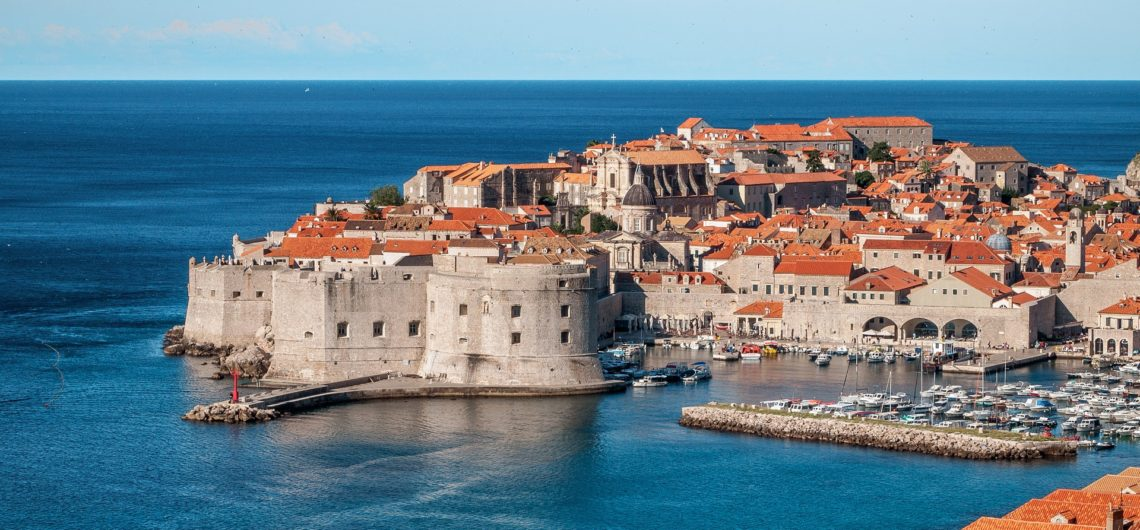 Dubrovnik, Croazia - Porto