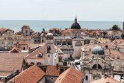 Dubrovnik, Croazia - vista architettonica