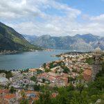 Cattaro o Kotor, Montenegro - fiordo
