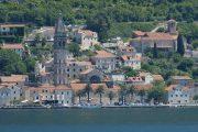 Koto, Montenegro - veduta dal mare