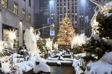 New York - Albero di Natale