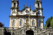 Oporto - Santuario de Nossa Senora dos Remedios a Lamego