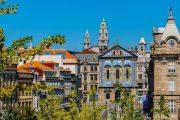 Oporto - Cattedrale con Azulejos