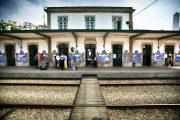 Oporto - Pinhao - Stazione ferroviaria con azulejos