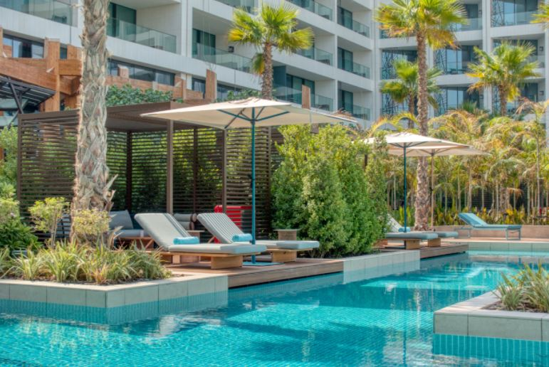 hotel a dubai resort 5 stelle