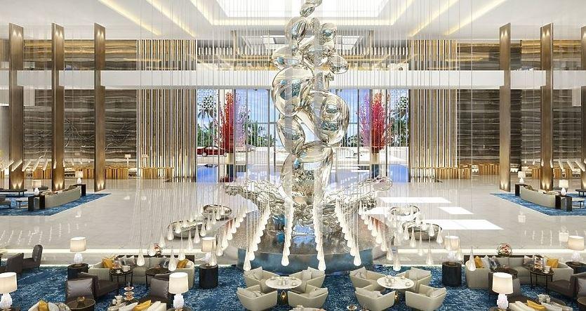 hotels 5 stelle dubati
