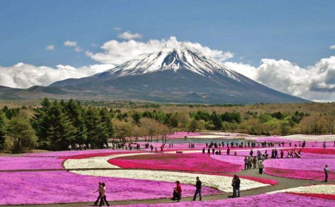 giappone vulcano monte ontake
