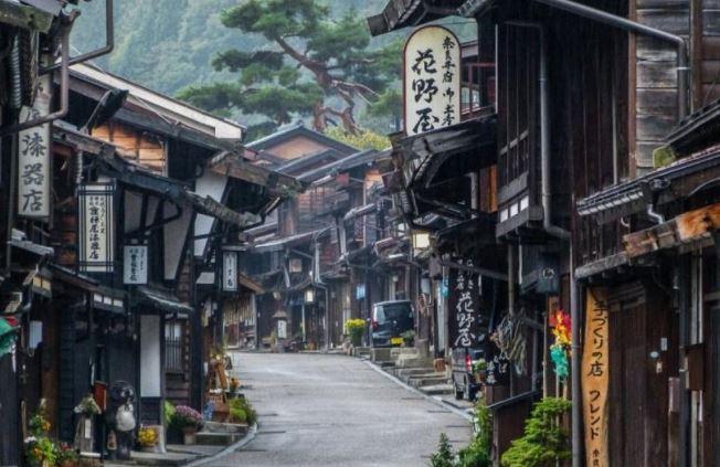 viaggio clulturale giappone valle di kiso