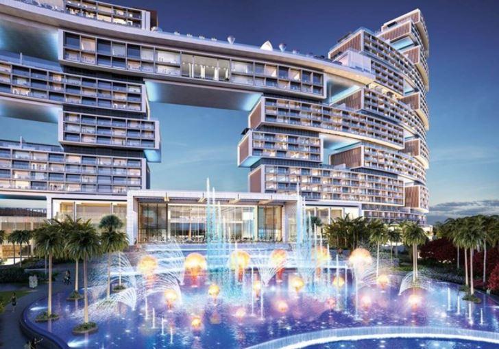 nuovi hotel di lusso dubai