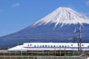 attraversare il giappone in treno