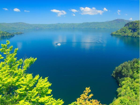 lago di towada tour del giappone