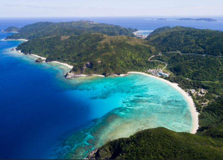 okinawa isole del giappone