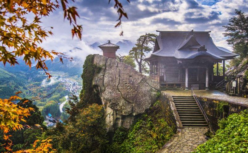 tempio di yamadera