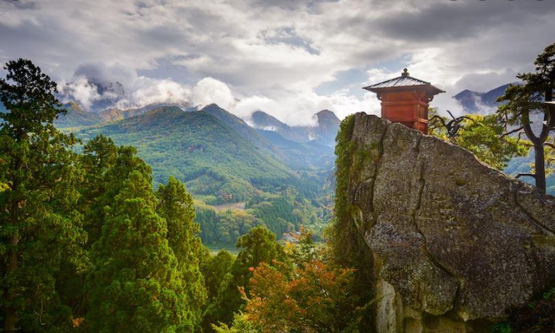 tempio yamadera giappone