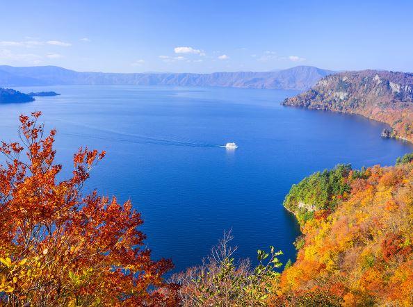 viaggio in giappone lago di towada